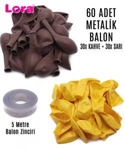 Metalik Balon Çeşitleri - 99285