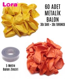 Metalik Balon Çeşitleri - 99286