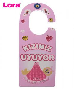 Kız Bebek Kapı Süsü Çeşitleri - 99371