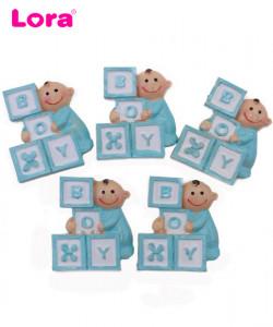 Kız-Erkek Bebek Biblo Çeşitleri - 99408