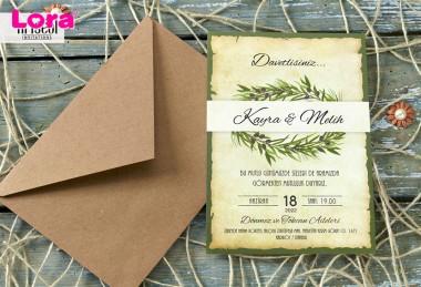 Kristal Invitations 2018 - 70307