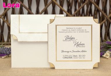 Wedding Davetiye 2018 - 8324