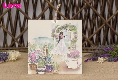 Wedding Davetiye 2018 - 8329