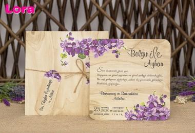 Wedding Davetiye 2018 - 8335