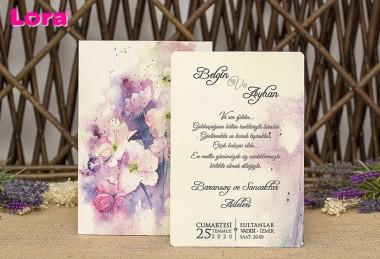 Wedding Davetiye 2018 - 8344