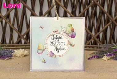 Wedding Davetiye 2018 - 8355