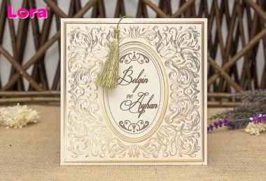Wedding Davetiye 2018 - 8363