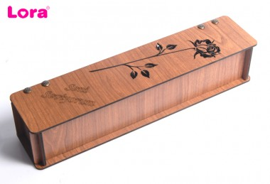 Sevgiliye Özel Ahşap Kutu - 89051