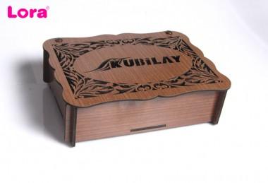 Desenli Ahşap Kutular - 89084